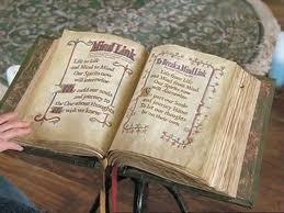 Le livres des Ombres